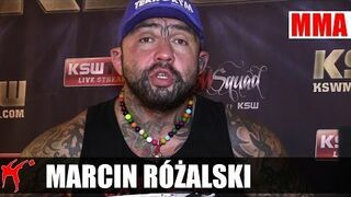 Marcin Różalski ostro o dopingu w MMA i hejterach