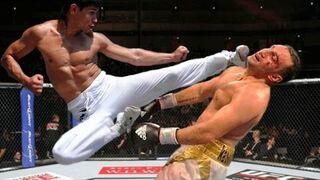 Taekwondo w MMA - 8 najlepszych nokautów!