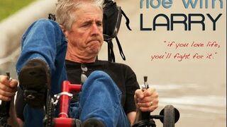 Pacjent z chorobą Parkinsona przed i po zażyciu marihuany