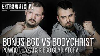 """""""Pudzian i Khalidov nie mieli takiej oglądalności jak ja!"""" Zapowiedź walki Bonusa BGC!"""