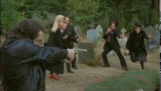 Najlepsza scena pogrzebowa w historii telewizji