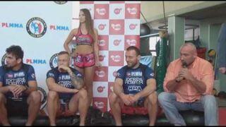 Najman vs Trybson | Awantura na konferencji prasowej MMA