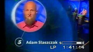 Jeden z dziesięciu - Pan Adam Staszczak