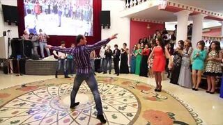 Lezginka - tradycyjny, ludowy taniec kaukaski