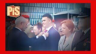 Minister Misiewicz na skale naszych możliwości