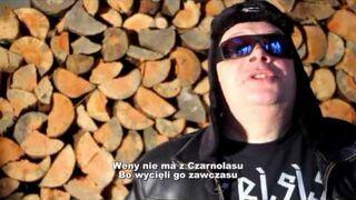 """Wierszyk pod tytułem """"Wielkie piłowanie"""" - Skiba uderza w ministra Szyszkę"""
