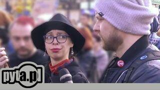 Pyta i feministki - powitanie wiosny 2017