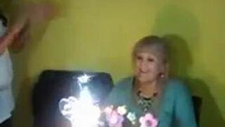 Urodziny teściowej