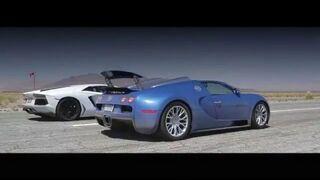Lambo vs Bugatti - Rozpaczliwy telefon