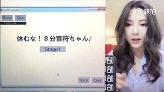 Japońska gra sterowana głosem