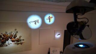 Wystawa animowanych obrazów