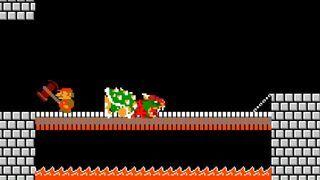 Kiedy Super Mario się zdenerwuje