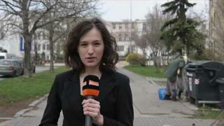Bezdomny znika na wizji - Czechy, TV Prima