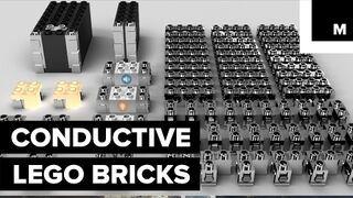 Elektryczne klocki LEGO - BRIXO