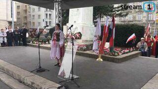 """Chwytające za serce wykonanie utworu """"Polskie Kwiaty"""" w Budapeszcie"""