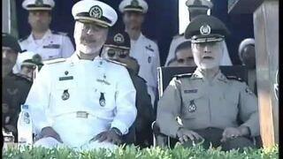 Pokaz Islamskich sił specjalnych