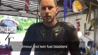 Zbudował sobie kostium Iron Mana