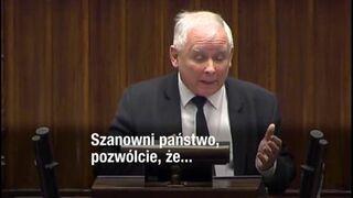 Jarosław Kaczyński: Wyłanczać