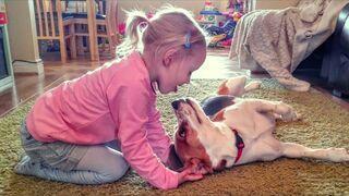 Każde dziecko powinno mieć psa!