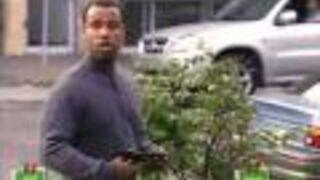 Ukryta Kamera - Ruchoma budka z jedzeniem i skradzione auto