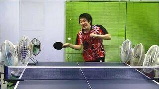 Mistrz rakiety do ping ponga