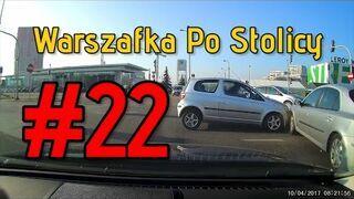 Jazda po Warszawie #22