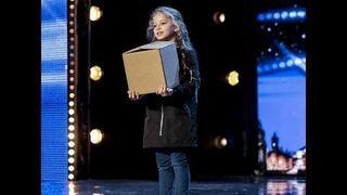"""Dziewczynka z magicznym pudełkiem w programie """"Britain's Got Talent"""""""