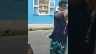 Uliczny rap w Columbii