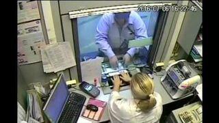 Ukradł pieniądze w kantorze. Kasjerka się nawet nie zorientowała