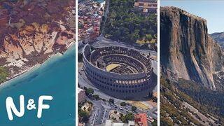 Jak powstają obrazy 3D w Google Earth i Google Maps