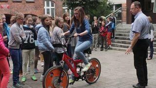 Rower z kołami Hoene Wrońskiego