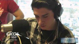 16-latek z głosem Elvis Presleya