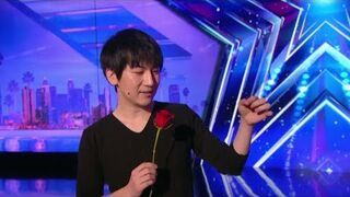 Will Tsai zaszokował swoją magią jury America's Got Talent