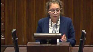 Julia Trojanowska - wystąpienie z 1 czerwca 2017 r.