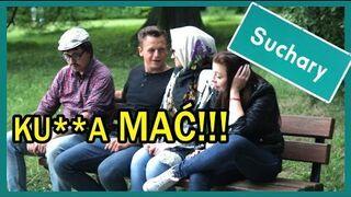 Na ławce w parku - Suchary #22