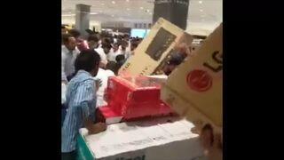 Promocja w supermarkecie w Abu Dhabi