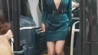 Seksowny autobus