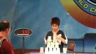 Najszybszy chłopak na świecie