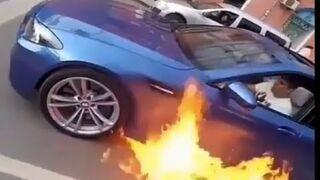 BMW Ci się pali!!!