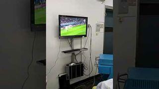 Portugalia: Lekarze oglądają meczu podczas operacji