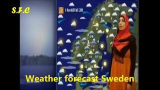 Prognoza pogody Szwecja Vs Irak