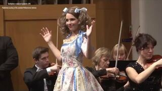 Świetny występ w czeskiej filharmonii na wesoło