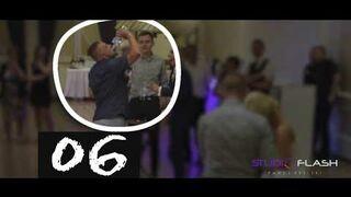 Flaszka w 12 sekund na polskim weselu