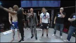 Najszybszy nokaut w historii MMA (1.13 sekundy)