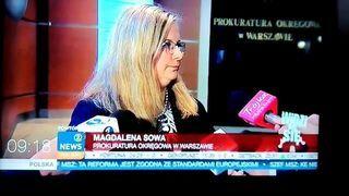 Pani prokurator okręgowa w Warszawie wygrała dzisiaj internety