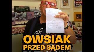 Jurek Owsiak przed sądem za te słowa