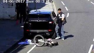 Okradł samochód w biały dzień (Wielka Brytania)
