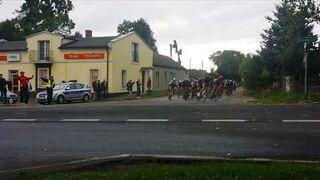 Kolarze nie wiedzieli gdzie jechać. Organizatorzy Škoda Poznań Bike Challenge dali ciała