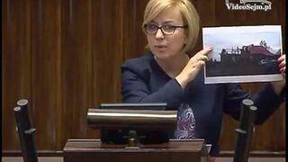 Paulina Hennig Kloska o pomocy rządu dla ofiar nawałnicy (wystąpienie z 12 września 2017 r.)