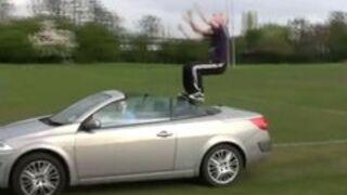 Amazing stunts by Damien Walters